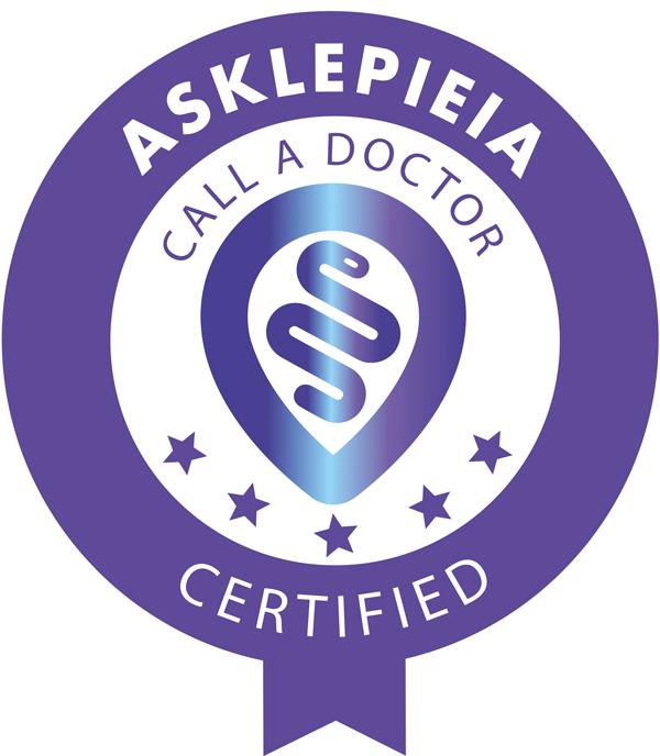 Asklepieia Certified